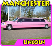 Pink Limos Manchester And Bury