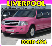 Pink Limos Liverpool